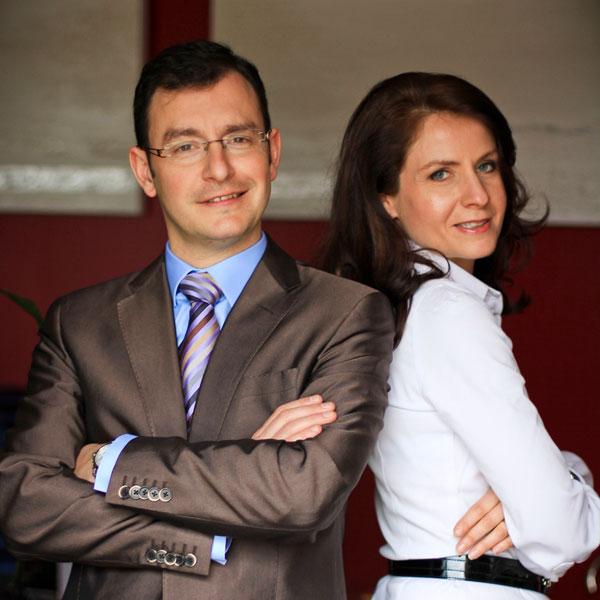 christophe et Sandrine Jalby, Exae Conseil